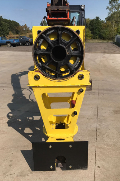 kobus pipe puller front view
