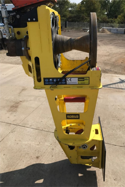 Side View Kobus Pipe Puller