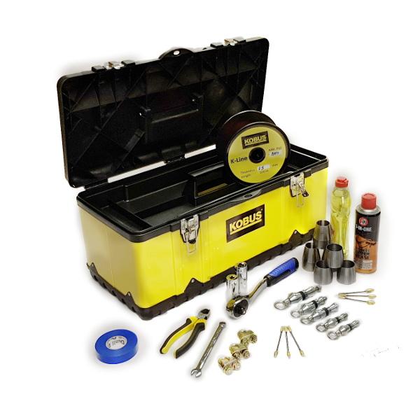 Toolbox KPP400 PE
